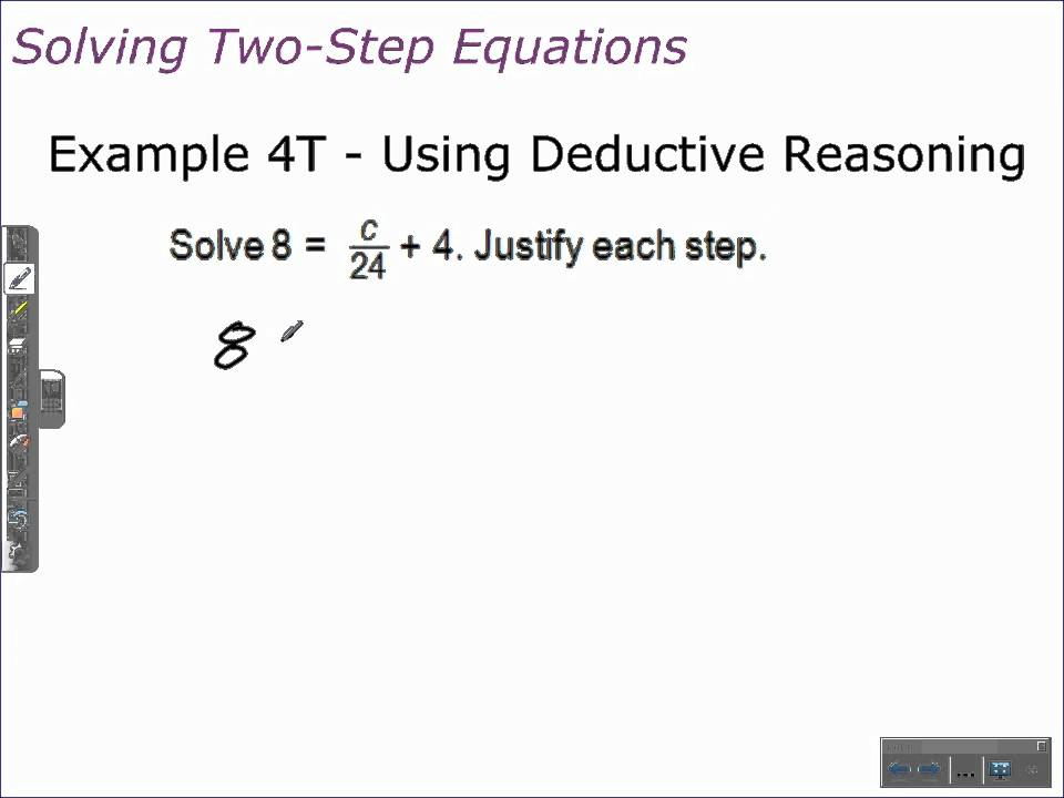 Khan Academy Two Step Equations Word Problems Answers