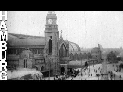 Hamburg in den 1920er Jahren - Faszinierende Filmaufnahmen