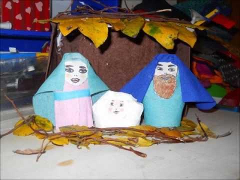Presepe in cartone riciclato youtube - Fatti di gargoyle per bambini ...