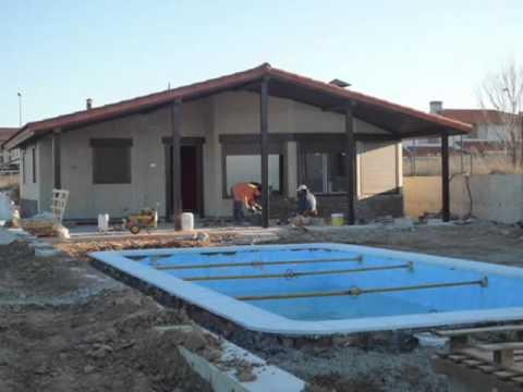 Montaje de casa prefabricada cofitor youtube - Casas prefabricadas en la rioja ...