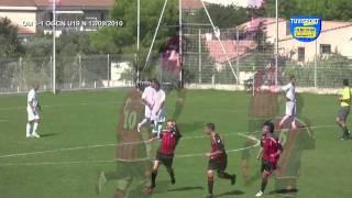 OM - OGCN U19 NATIONAUX - TUVISPORT Copyright 12/09/2010