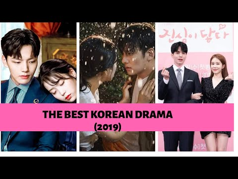 TOP 12 My  Best KOREAN DRAMA (2019 )