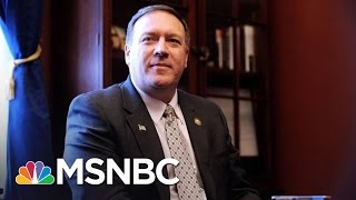 Donald Trump, Mike Pompeo And A Delicate Balancing Act | Morning Joe | MSNBC