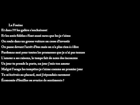 la fouine feat zaho ma meilleur mp3