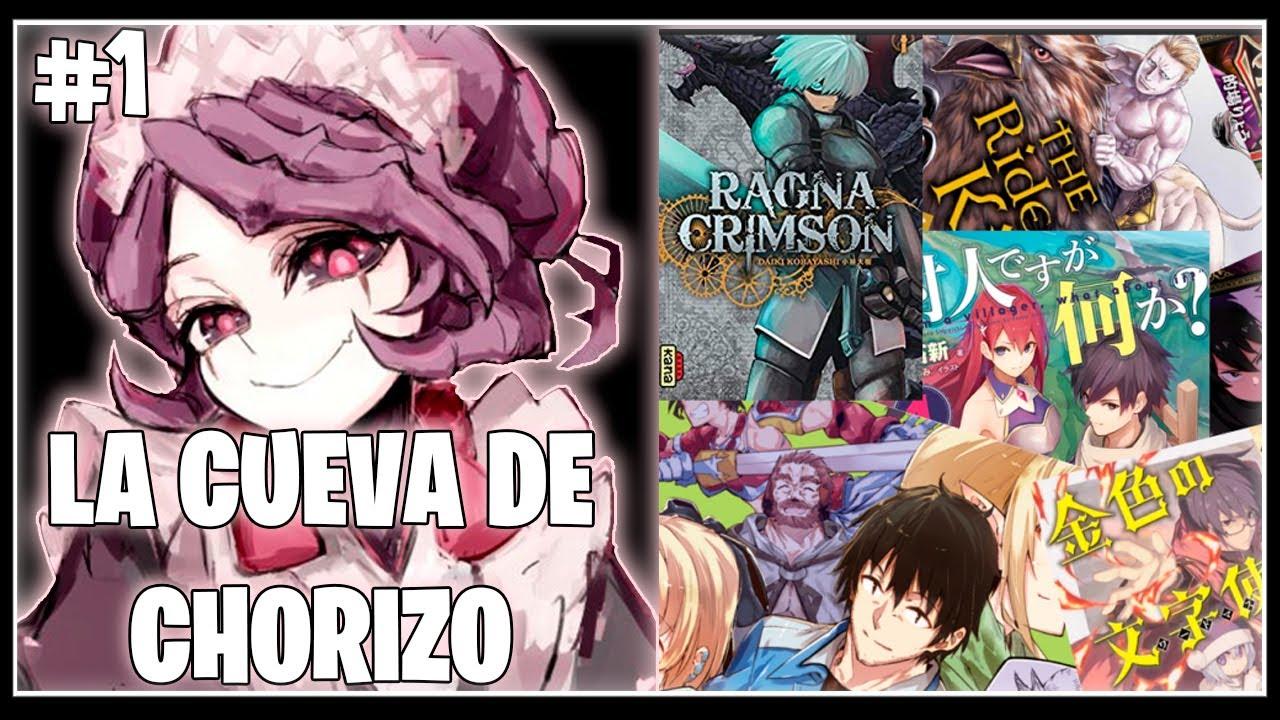 🔴La Cueva de Chorizo - Lista de Mangas #1🔴