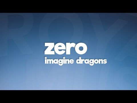 Imagine Dragons - Zero (Lyrics) 🎵 thumbnail