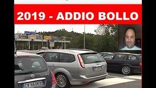 BOLLO AUTO: GRANDI NOTIZIE PER GLI AUTOMOBILISTI!