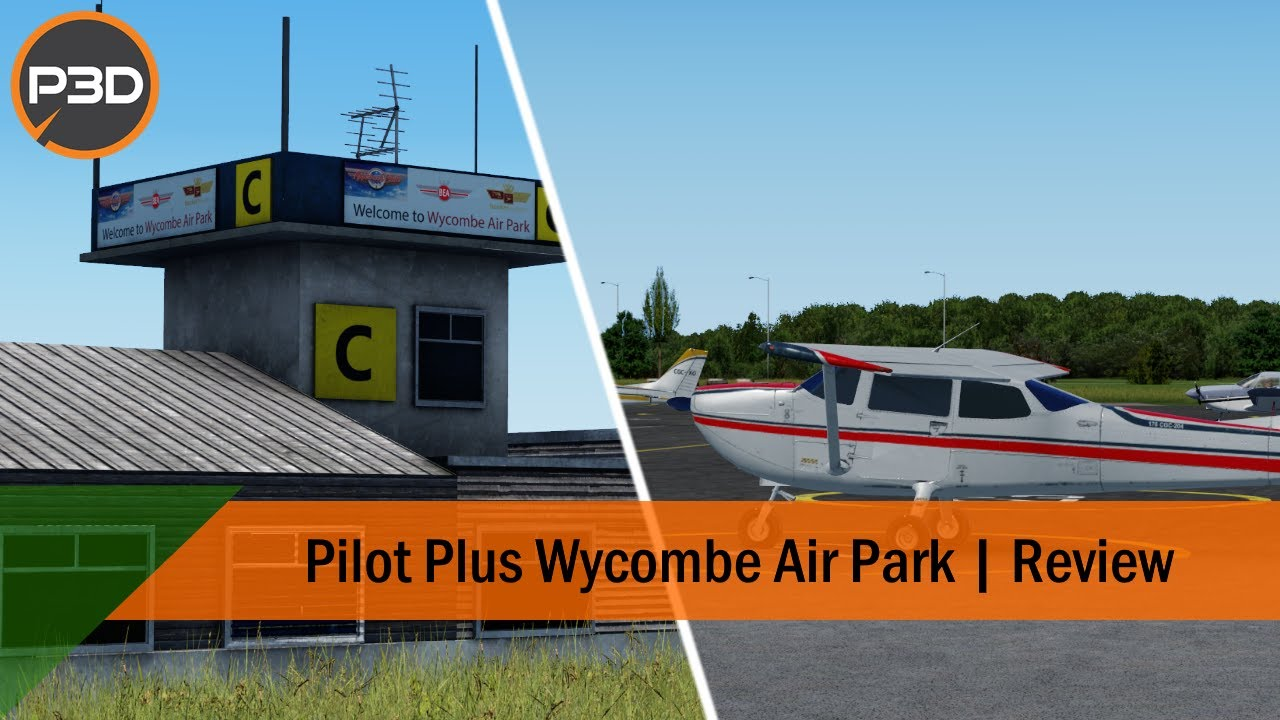 Pilot Plus Wycombe Air Park - My Review