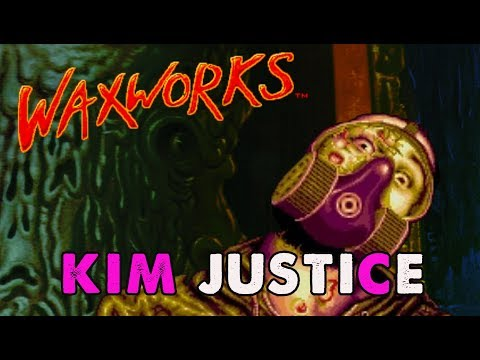 Waxworks Review (Amiga/PC, 1993) - Scary Time Travel and Gruesome Deaths - Kim Justice