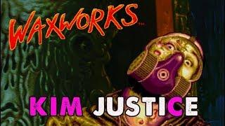 Waxworks Review (Amiga/PC, 1993) – Kim Justice