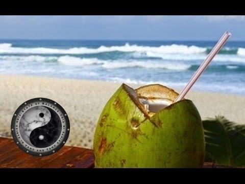 Don't Drink Bottled Coconut Water