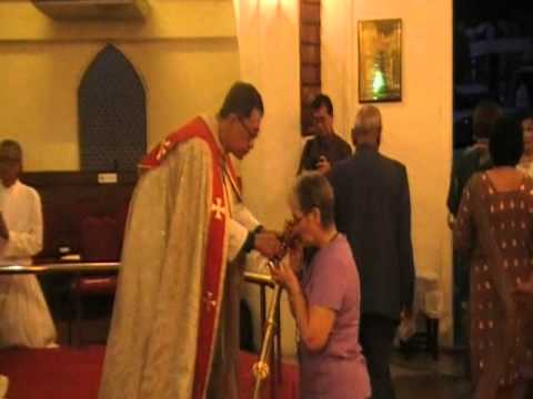 Communion - Consecration Service 0f Bishop Jason Selvaraj