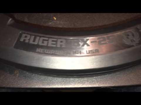 Ruger BX-25 Magazine ODD MALFUNCTION!