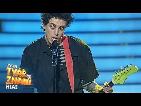 Jan Cina jako Green Day -