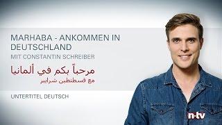 Marhaba – Folge 8 – Der Realitätscheck - Das bedeutet Ankommen in Deutschland wirklich!