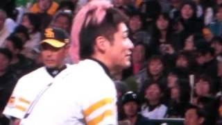 2010年3月26日(金) ヤフードームでの福岡ソフトバンクホークス...