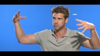 Independence Day: Resurgence - Interview - Liam Hemsworth