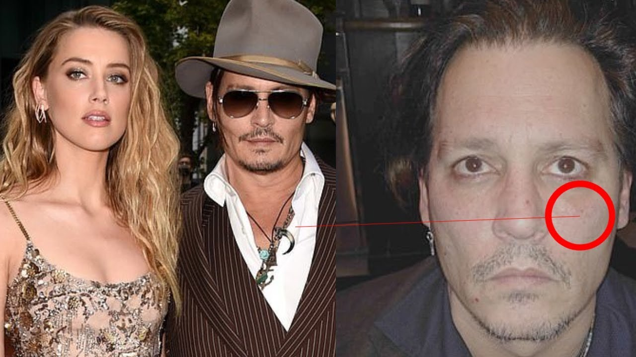 Actress Amber Heard admits she hit former husband Johnny Depp ...