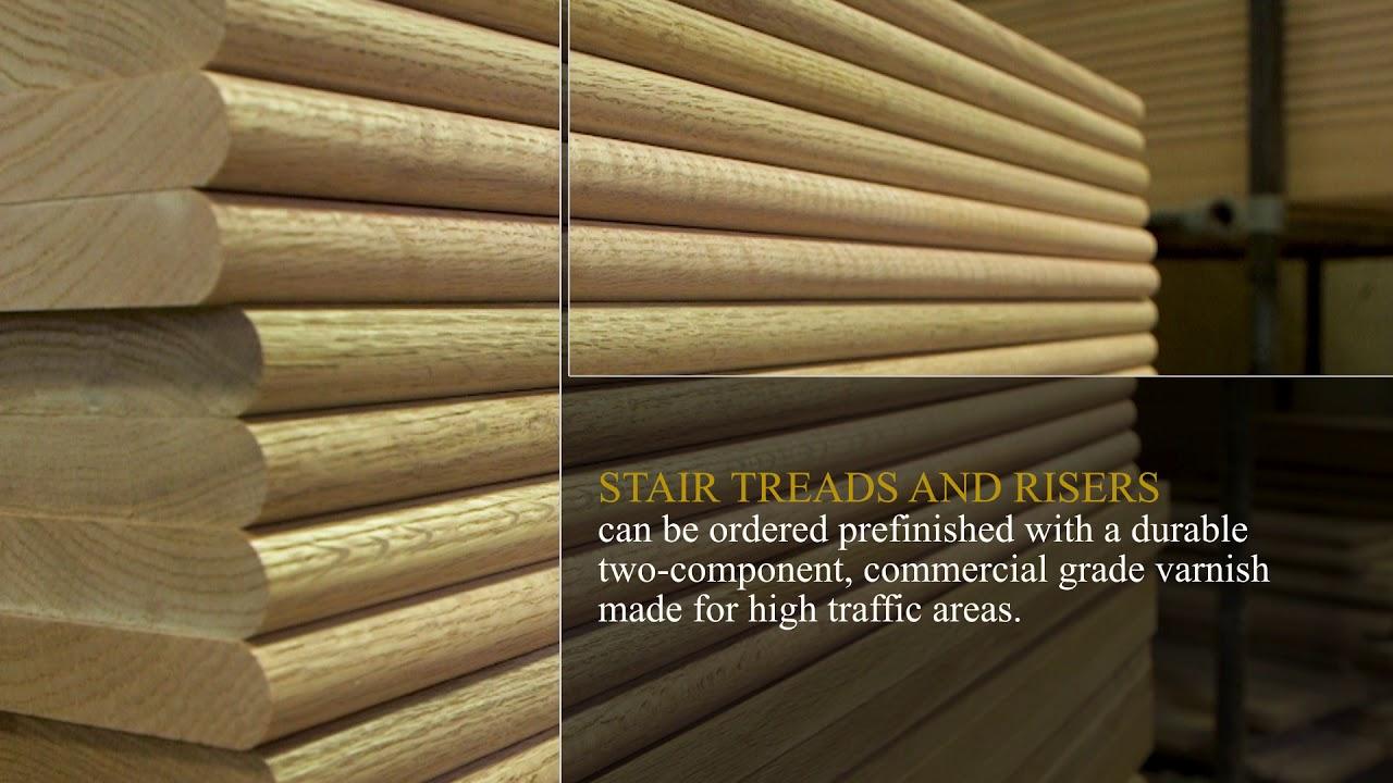 Custom Wood Stair Parts Hardwood Lumber Company | Wood Treads And Risers | Custom | Metal | Reclaimed Wood | Diy | Mahogany