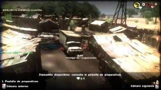 Jugando Far Cry 2 (DVD Original) - Multijugador