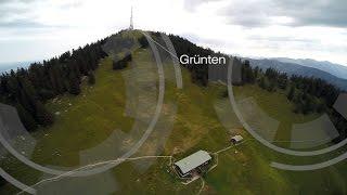 Allguer Gipfelwelten Luftaufnahmen in HD