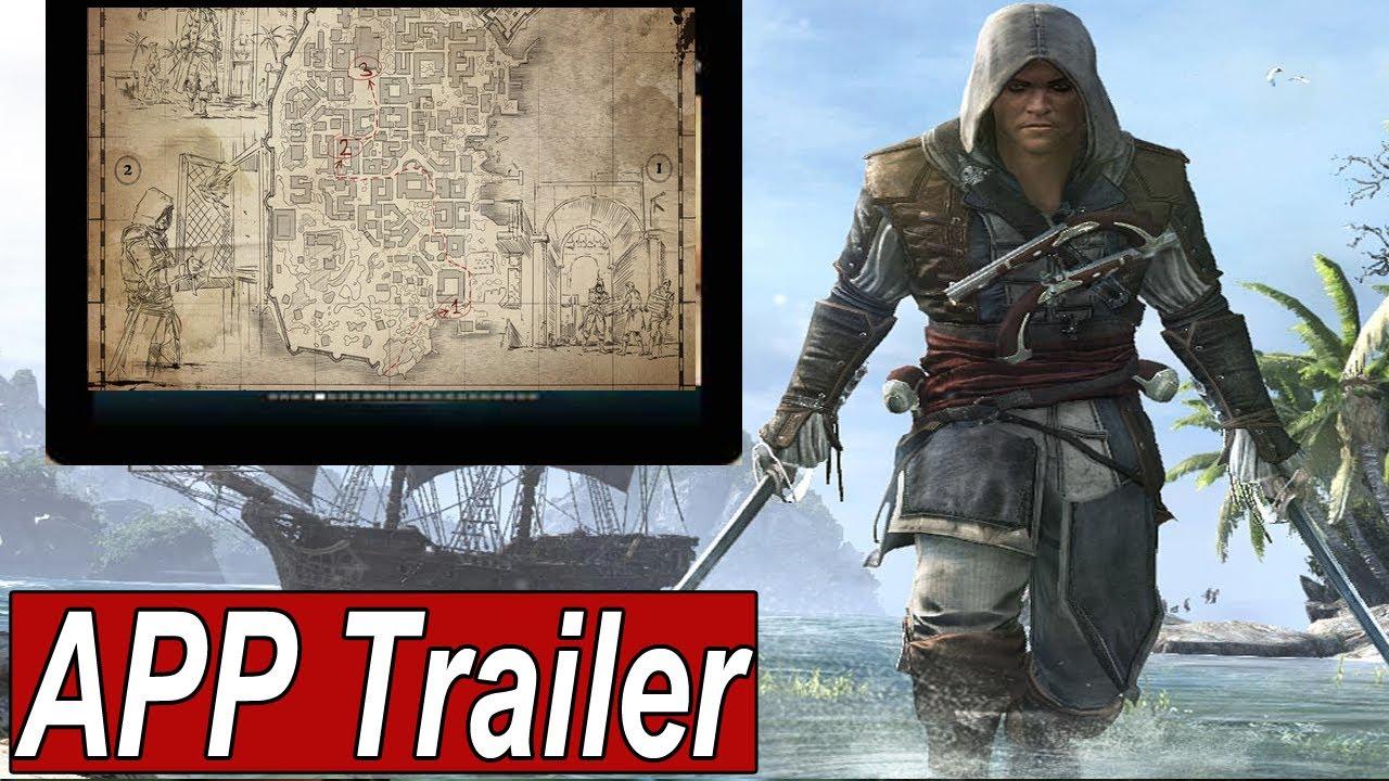 Assassins Creed 4 Black Flag Freedom Cry DLC Trailer FR