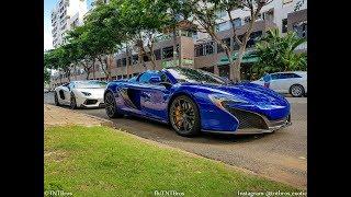Giá cổ phiếu tăng gấp 7 lần, Cường Đô La vung tay mua đứt siêu xe McLaren 650S Spider của Minh Nhựa