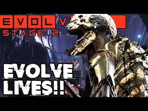 EVOLVE LIVES!! CRATES, SKINS, SPOOKS!! Evolve Gameplay Walkthrough (PC 1080p 60fps)