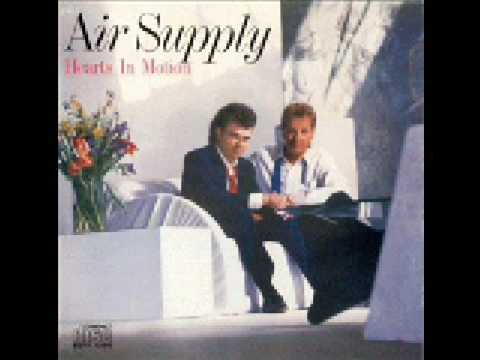 Air Supply I'd die for you