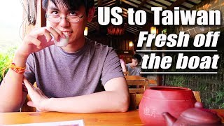 Learning Chinese in Taiwan - American Student's 4th Day in Taipei