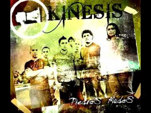 ROCK CRISTIANO  - KINESIS - PIEDRAS MUDAS