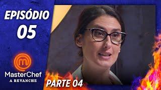 MASTERCHEF A REVANCHE (12/11/2019) | PARTE 4 | EP 05 | TEMP 01
