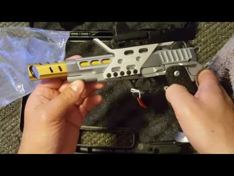 STI DVC OPEN 2011 9mm Competition Race Pistol 1911 USPSA