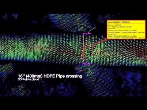 Subsea Tech's Trials with 2G Robotics' ULS-500 Underwater Laser Scanner