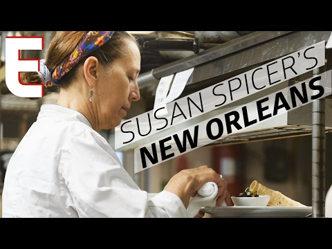 How New Orleans Shaped One Of Its Own Star Chefs — Southern Foodways Alliance
