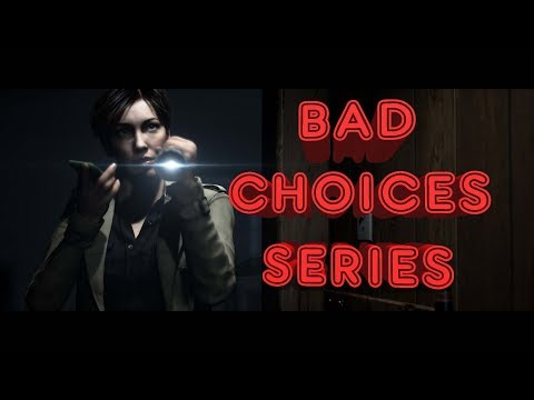 Hidden Agenda Story Mode - Bad/Unwise Part 1 (1080p60fps)