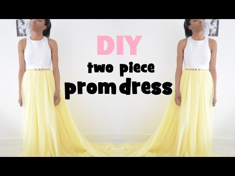 Making Prom Dresses