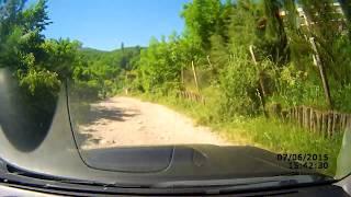 видео Водопад Джур-Джур