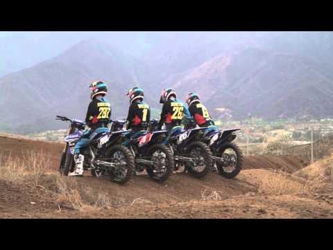 FMF Star Racing Yamaha Team Shoot