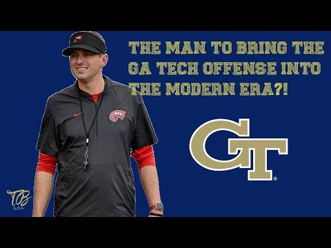 Film Study: Mike Sanford could revolutionize Ga. Tech Offense!!
