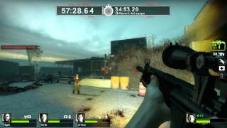 Left 4 Dead 2 - Survival - Motel 70:41.30