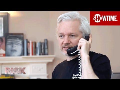 Risk     Julian Assange TIME Documentary