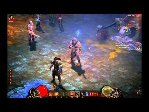 Diablo 3: Elective Mode Tutorial (customise the skill bar)