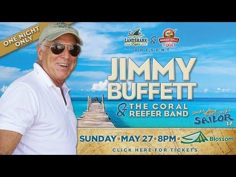 Jimmy Buffett Concert   Blossom Music Center 2018