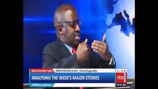 Muyanga: For the record, I wasn't beaten or threaten. What happened...
