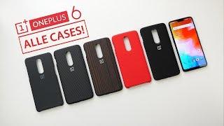 OnePlus 6 Hüllen–(fast) ALLE Original Cases | deutsch