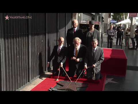 ACTOR NICK NOLTE HONORED WITH HOLLYWOOD WALK OF FAME STAR