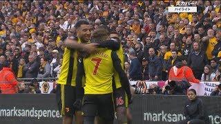 【ハイライト】ワトフォード×ウォルバーハンプトン「18/19 FAカップ 準決勝」