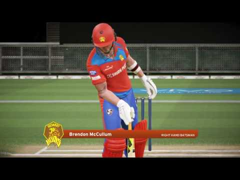 Don Bradman Cricket 17 | Gujarat Lions Vs Royal Challengers