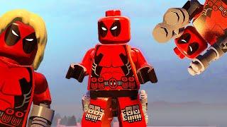 ДЭДПУЛ в LEGO Marvel